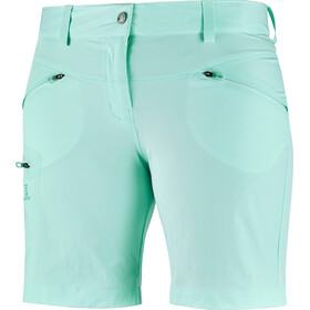 Salomon Wayfarer Shorts Damer, icy morn